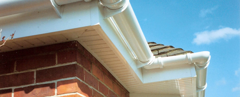 Vented and Unvented UPVC Soffits