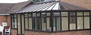 Conservertories, conservertory in Leicester Peak Windows  | Double Glazing Leicester