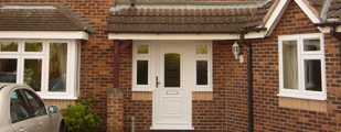 Doors, glazed windows in Leicester Peak Windows | Double Glazing Leicester